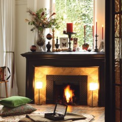 Target Clocks Living Room Beautiful Modern 40 Christmas Fireplace Mantel Decoration Ideas