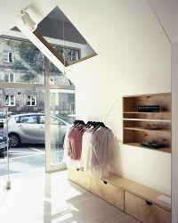 The FIU FIU Boutique Interior Design from Warsaw, Poland