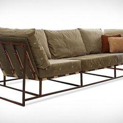 Steel Frame Sofa Sleeper Foam Mattress Topper The Stephen Kenn Inheritance Seating