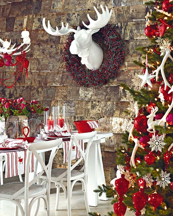 Christmas Table Ideas Decorating