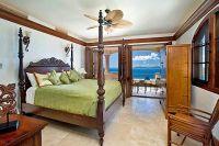 The charming Villa Carlota in the Caribbean