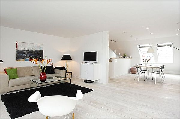 photos of beautifully decorated living rooms room end table ideas top floor luxury copenhagen apartment