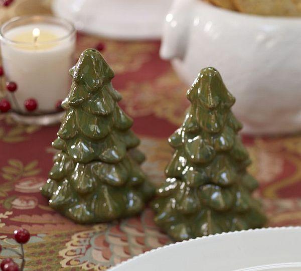 Christmas Table AccesoriesThe Christmas Tree Salt