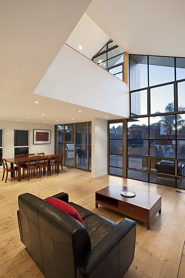 Major Renovation And Extension To An Original 1930s