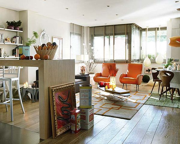 how to renovate a kitchen reclaimed wood island remodeled and expanded madrid apartment