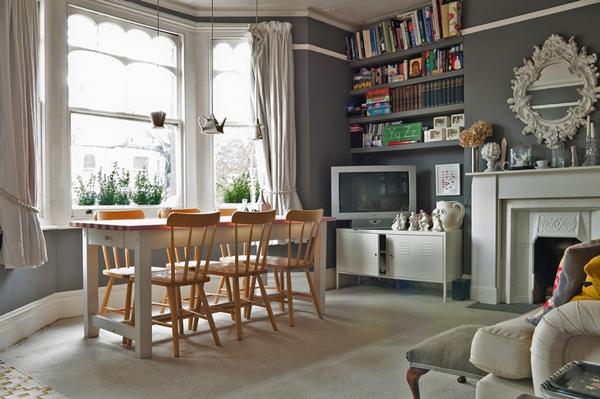 Beautiful London Interior Design House