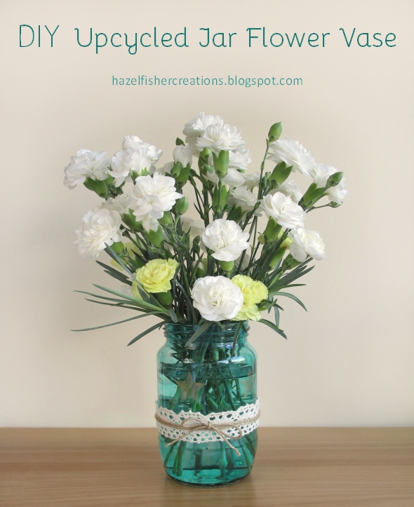 How To Upcycle Everyday Items Into Cute Flower Vases