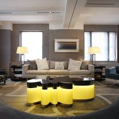 Yellow Gray And White Living Room Complete Set 21 Design Ideas Stand Out View In Gallery The Combination Of Grey