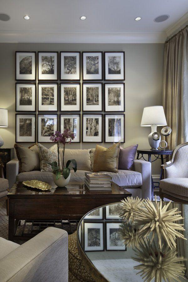 21 Gray Living Room Design Ideas Part 91