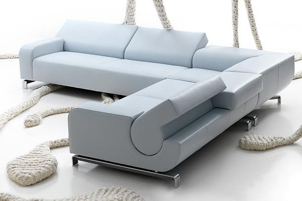 small sofa recliner fabric sectional sofas canada the modern b flat by andreas berlin
