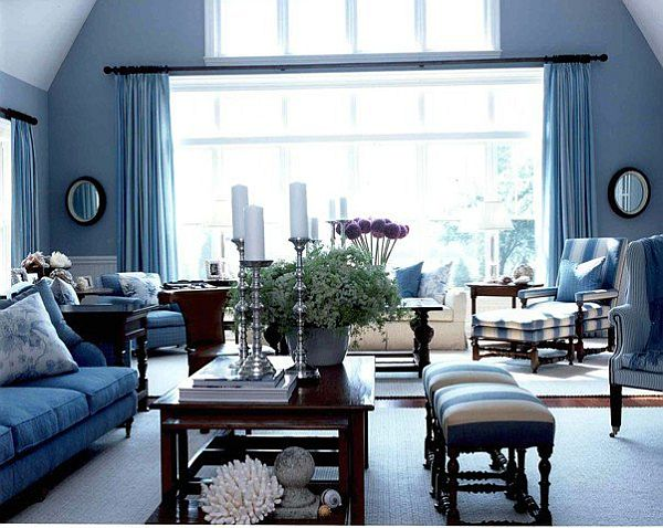small living room ideas blue best light color for walls 20 design
