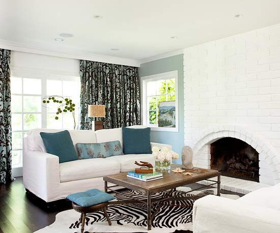 small living room ideas blue target furniture 20 design a very pale accent wall with turquoise accents the