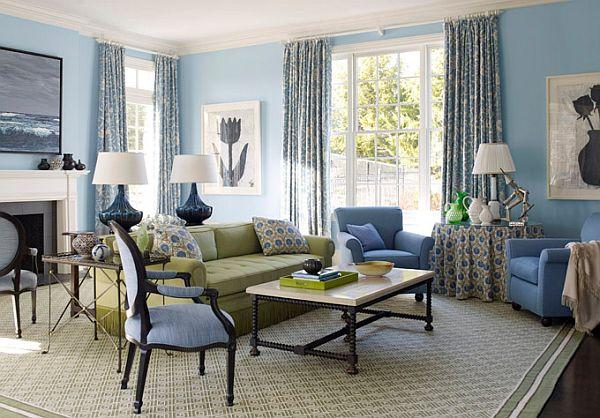 Living Room Ideas Grey And Blue Centerfieldbarcom