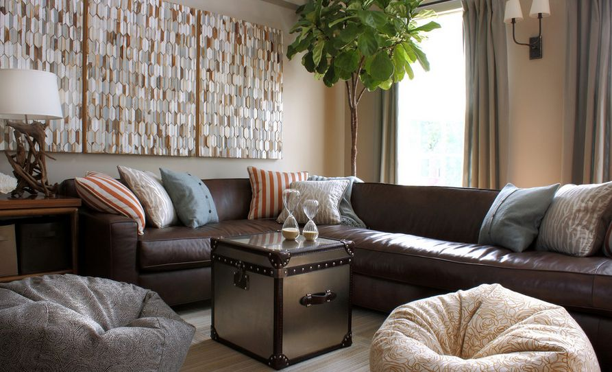 living room dark furniture decorating ideas simple interior design styles what colors work well with brown in the bedroom