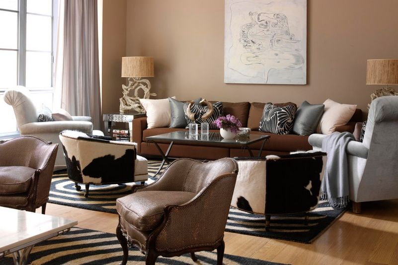 brown and grey living room ideas bench for modern what colors work well with in the bedroom take inspiration from rooms