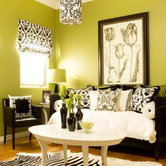 Color For Living Rooms Pictures Of Black And White Room Designs 15 Green Design Ideas Ochre
