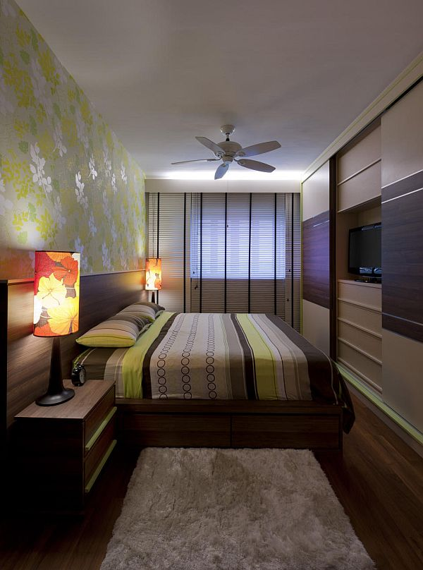 How To Decorate A Long And Narrow Bedroom