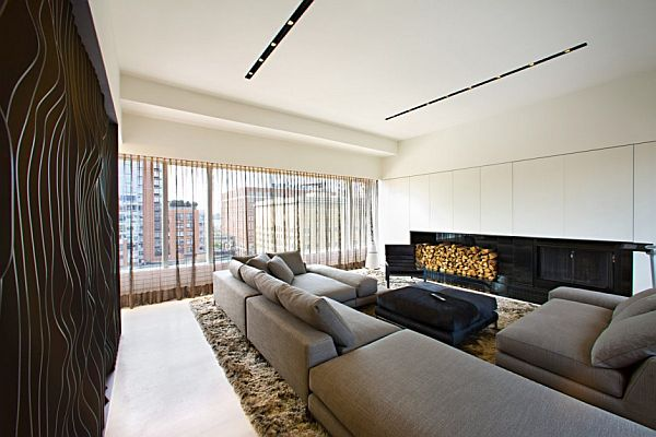 Very Modern And Also Luxurious Apartment In New York