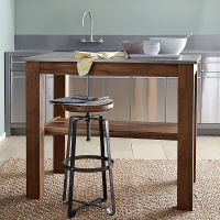 Home Style Choices: Rustic Kitchen Island