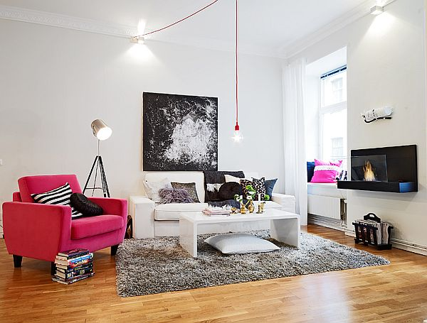 Inviting Two bedroom apartment from 1893 with a modern look