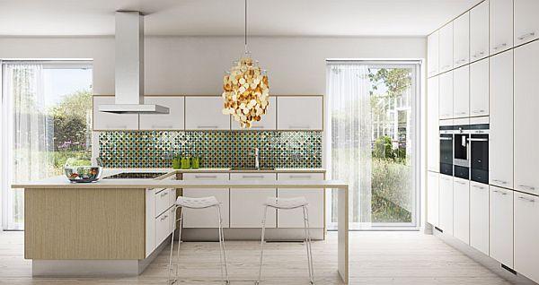 15 more beautiful white kitchen design ideas
