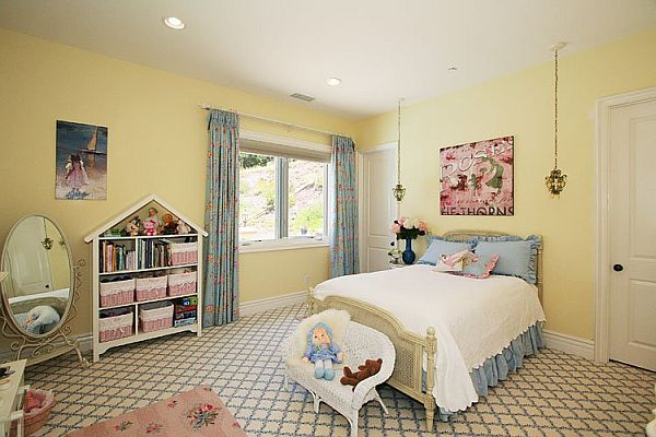 Otgbiyw48 Outstanding Teenage Girl Bedroom Ideas Yellow Walls Finest Collection Wtsenates Info