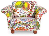 Colorful Sofas And Chairs  TheSofa