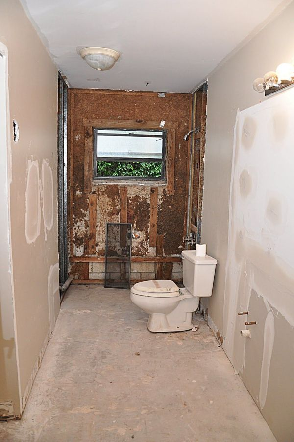And Small Bathroom Makeovers Big Style