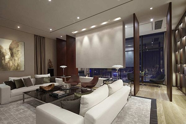 A Modern Penthouse Which Offers A Modern Lifestyle With