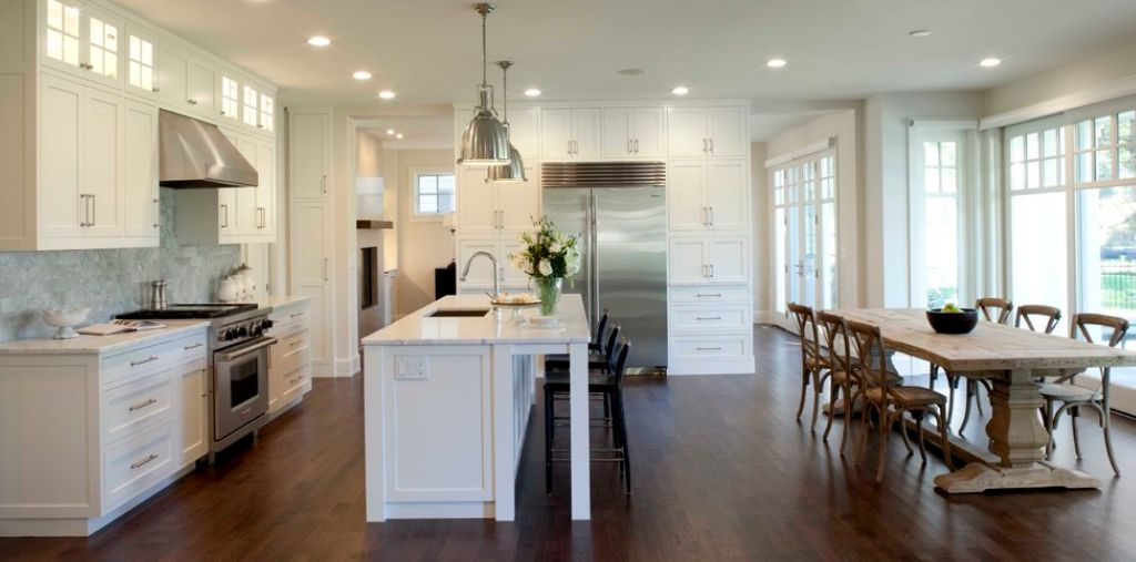 The Pros And Cons Of Open Versus Closed Kitchens