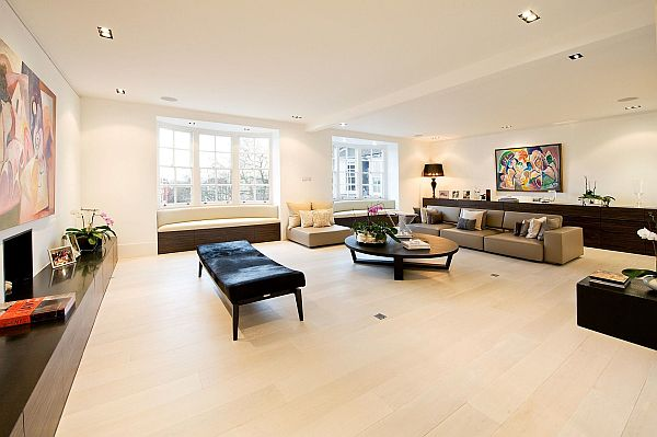 Spacious 5bedroom flat in Notting Hill for sale
