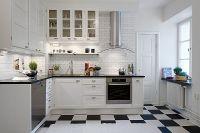 5+1 condominium in Linnstaden with modern accessories