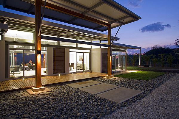 Architourizm: 終於又回到「冬暖夏涼」的建築思維了,自動感知氣候的智慧型房屋