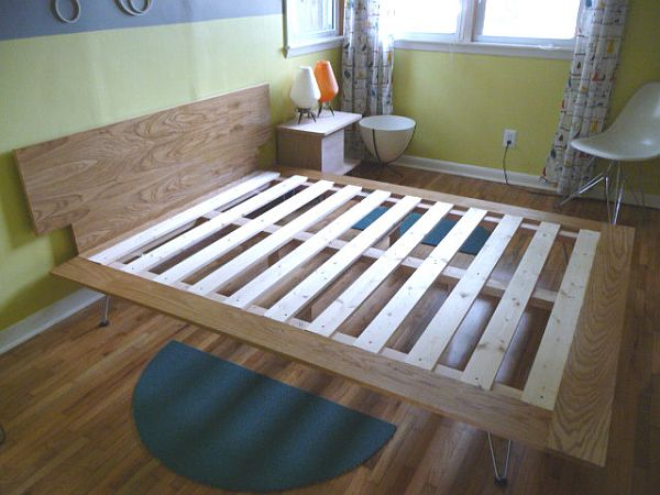 How To Build Your Own Bed From Scratch Three Tutorials