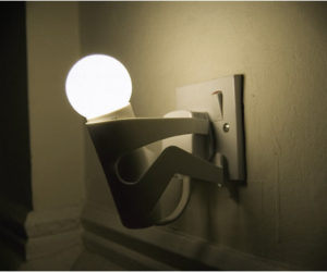 fluorescent light switch patch