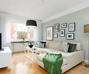 Bright 3 Room Apartment In Södermalm Stockholm