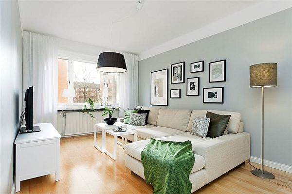 Bright 3-room Apartment In Södermalm, Stockholm