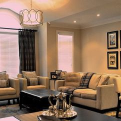 Living Room Sofa Two Chairs White Leather Couches A Beautiful Makeover View In Gallery