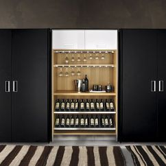 Alternatives To Kitchen Cabinets Copper Appliances The Pocket From Arclinea