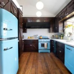 Black Kitchen Appliances Cabinets Alexandria Va How To Decorate A With Find Room For In The