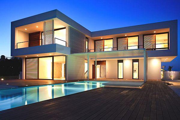 Private Contemporary Villa in Spain
