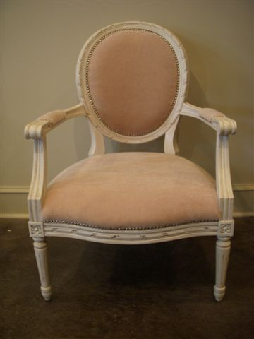11 RoomChanging Blush Colored Chairs