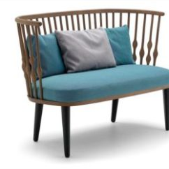 Swing Chair Patricia Urquiola Steel Table By Bohemian The Nub Beech Sofa