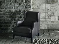 The comfy Chauffeuse fireside chair