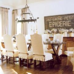 Chair Covers For Dining Room White Upholstered Chairs 11 That Can Transform Your View In Gallery