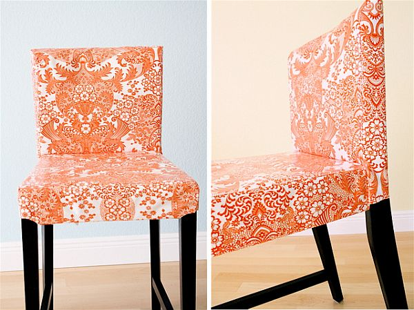 orange dining room chair covers upholstered revolving 11 that can transform your