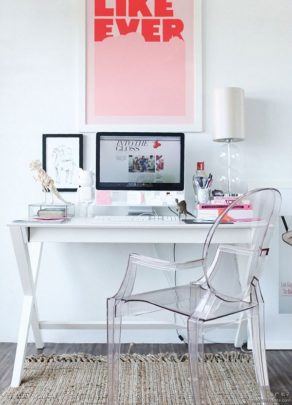 11 Tips To A More Organized And Stylish Home Office