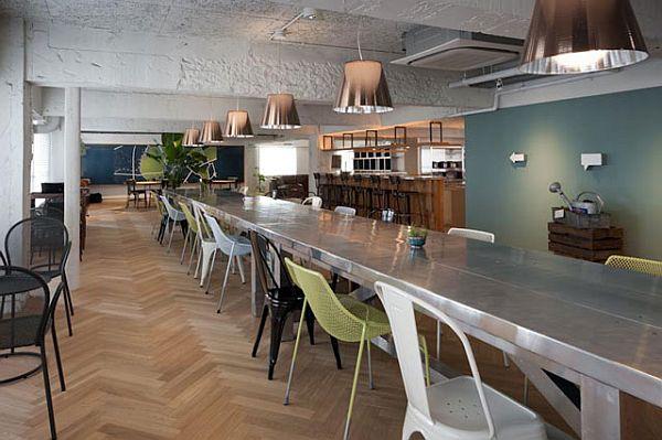 The Share office interior design by ReBITA