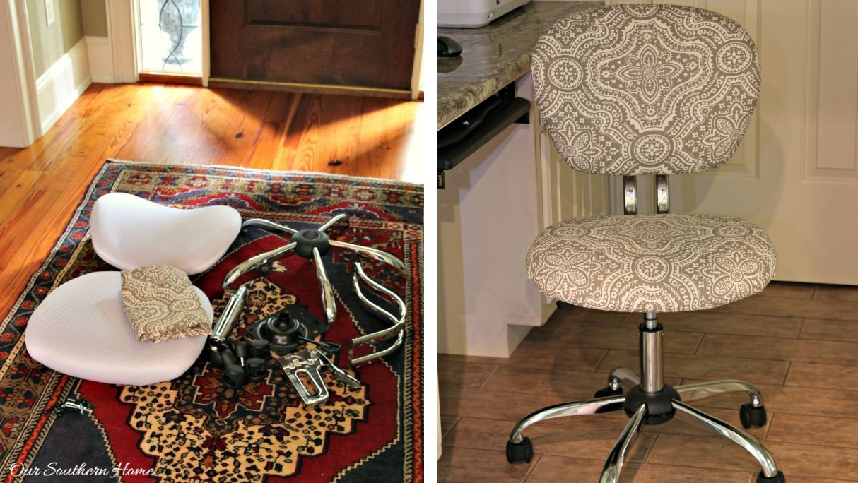 desk chair diy old wooden chairs chic and colorful makeovers for lovers makeover design
