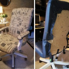 Colorful Desk Chairs Donati Office Chair Chic And Makeovers For Diy Lovers